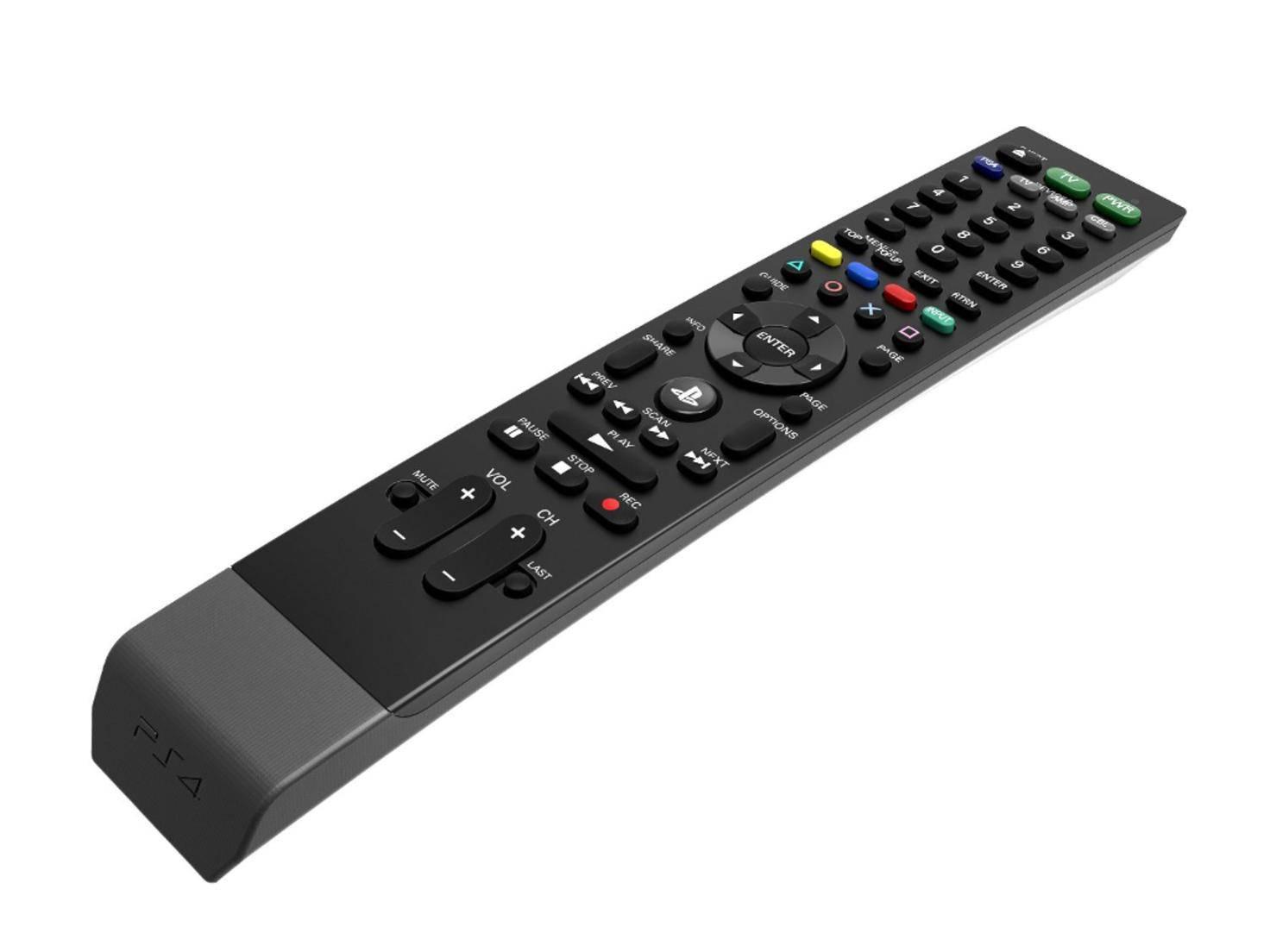 PS4_Media_Remote