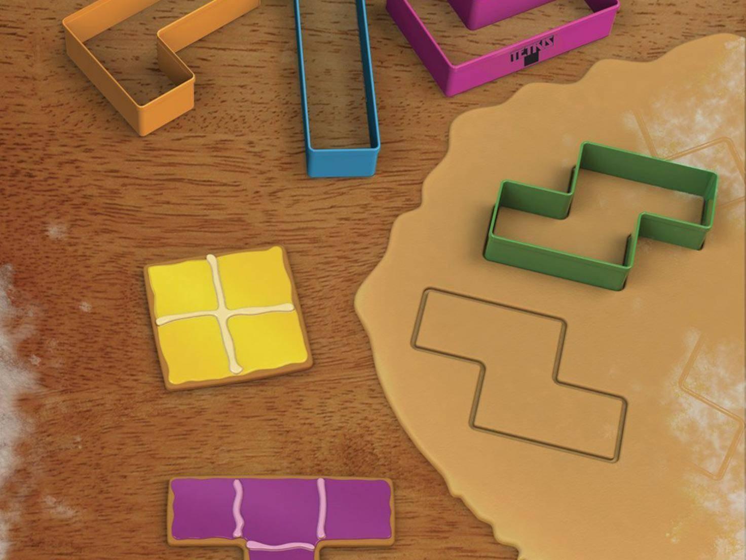 Tetris-Backform