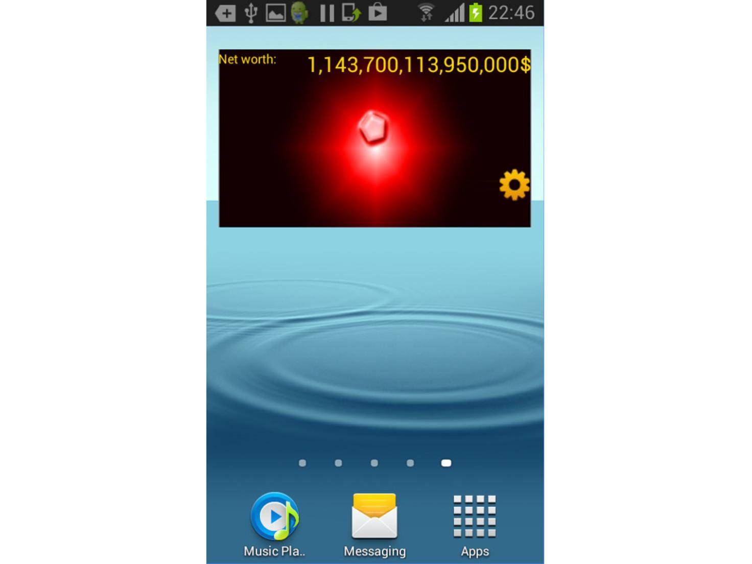 I Am Rich Android App