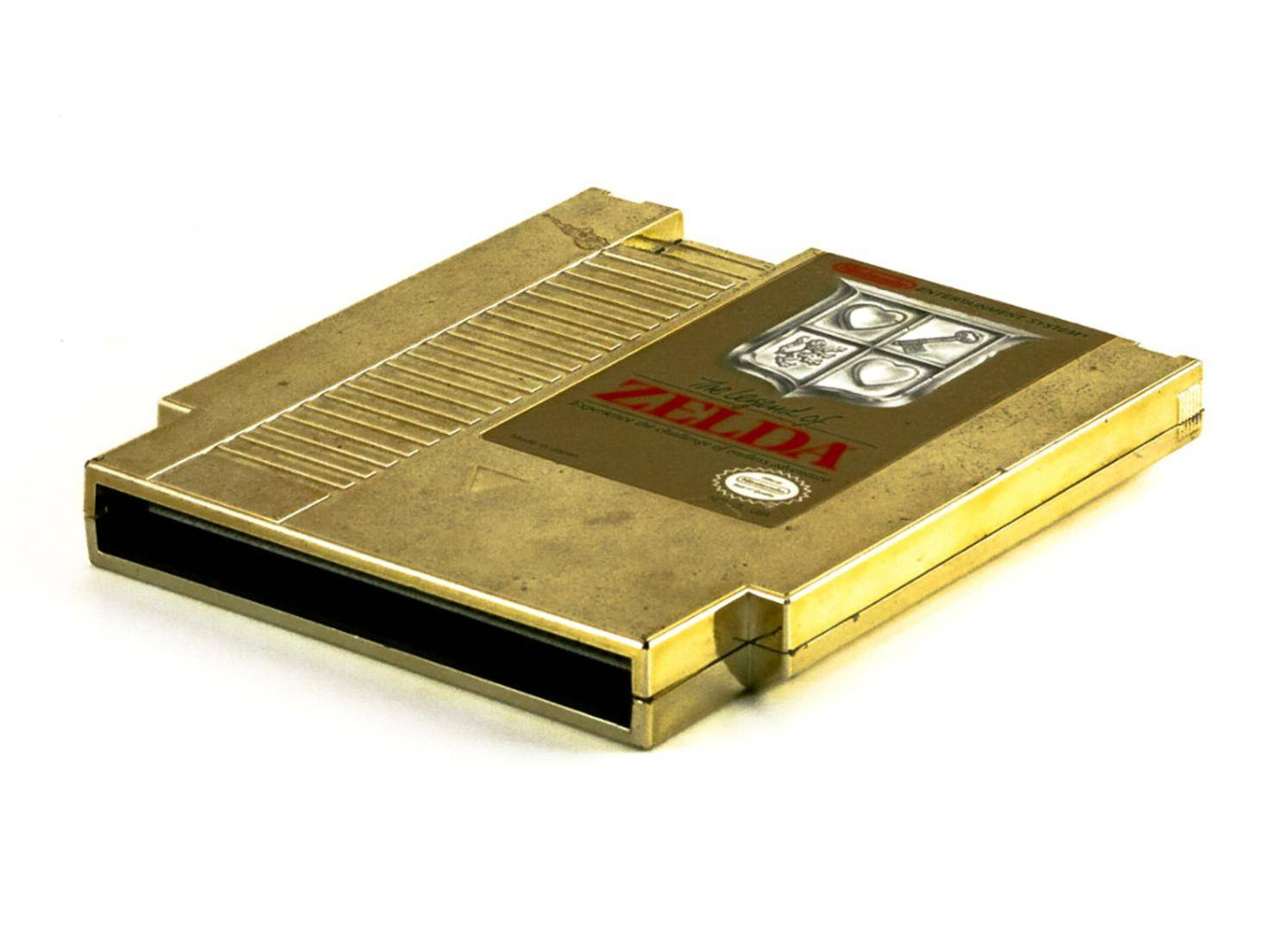 NES Zelda Cartridge