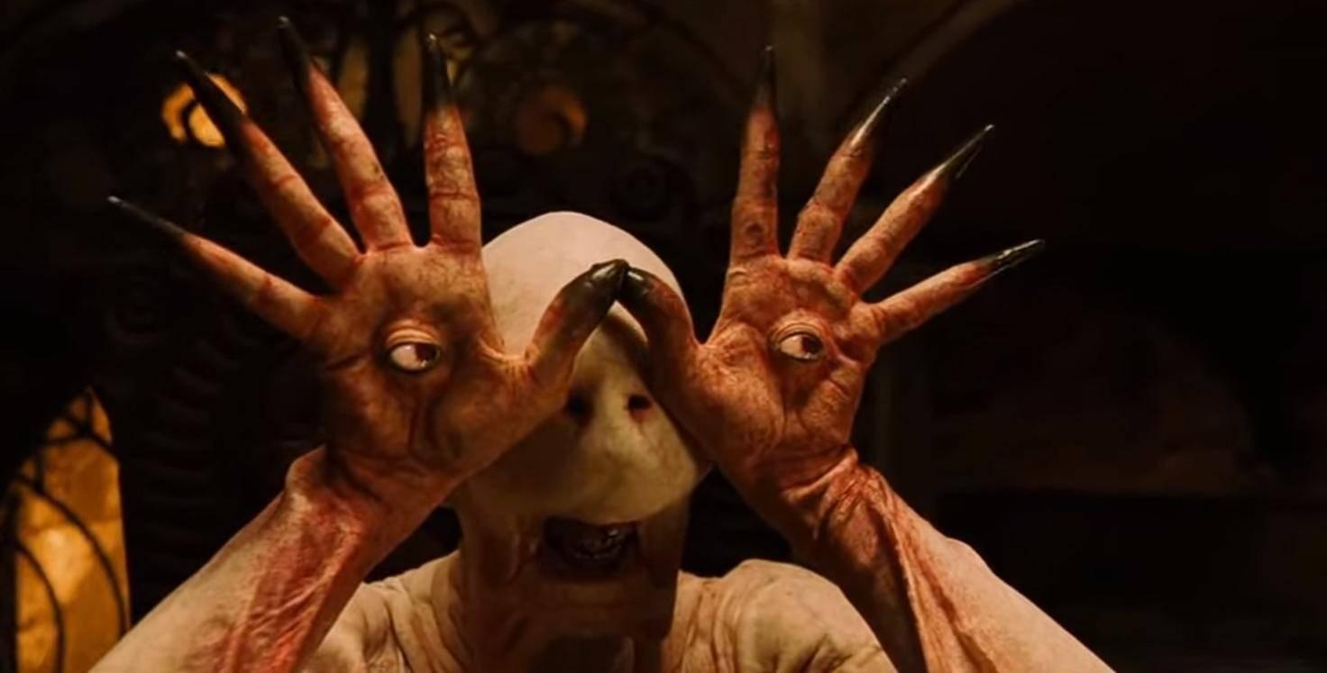 """In """"Pan's Labyrinth"""" hat Pale Man kleine Kinder zum Fressen gern."""