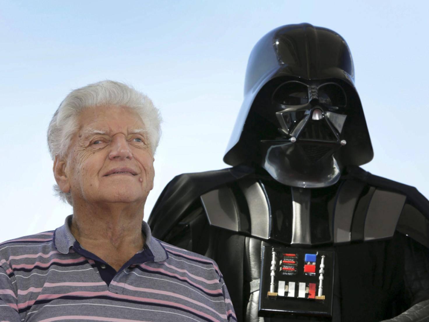 Darth Vader kennt jeder – die Person dahinter hingegen kaum.