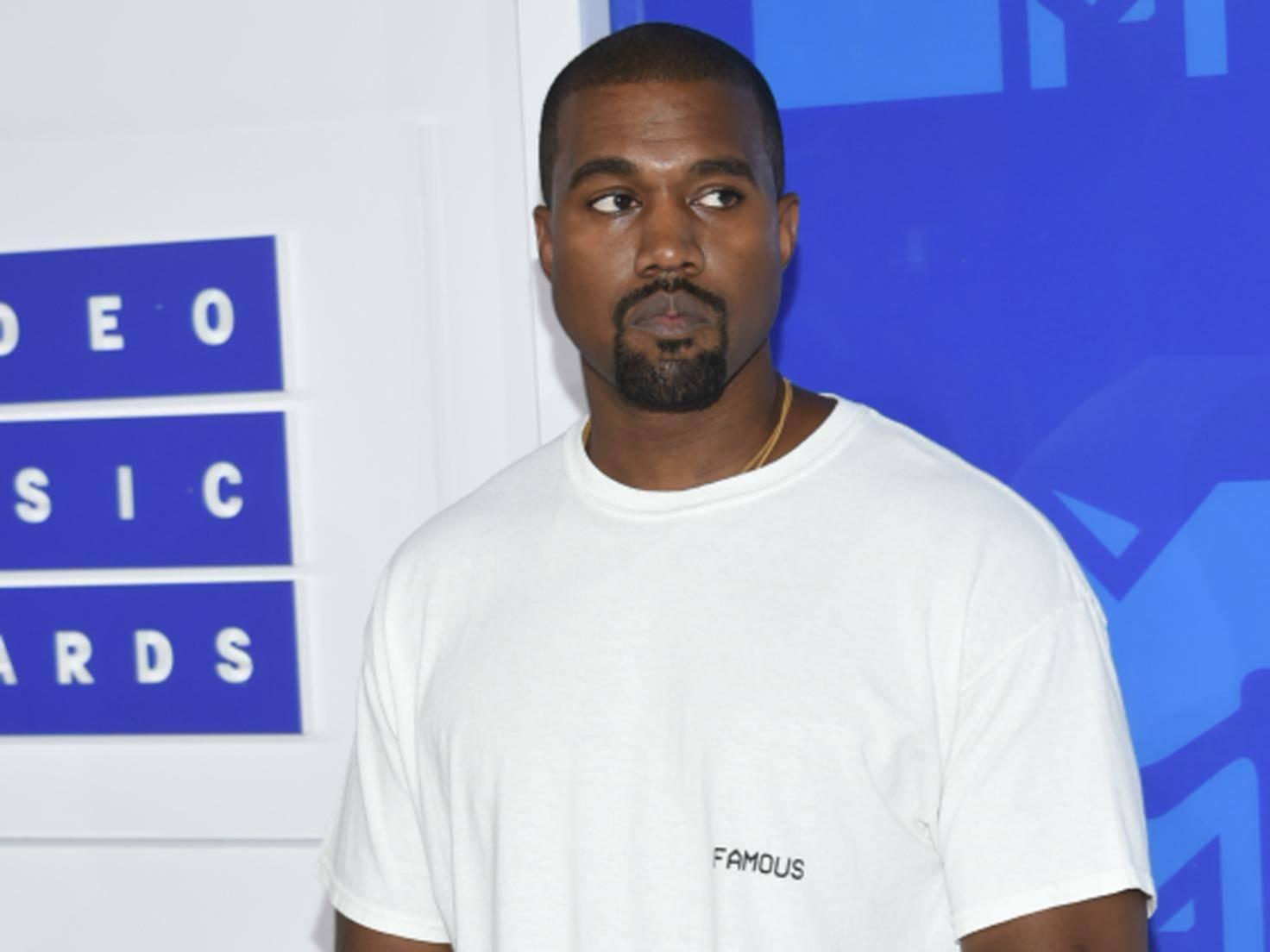 """Mit seinem Song """"Famous"""" hat sich Kanye West nicht nur Freunde gemacht."""