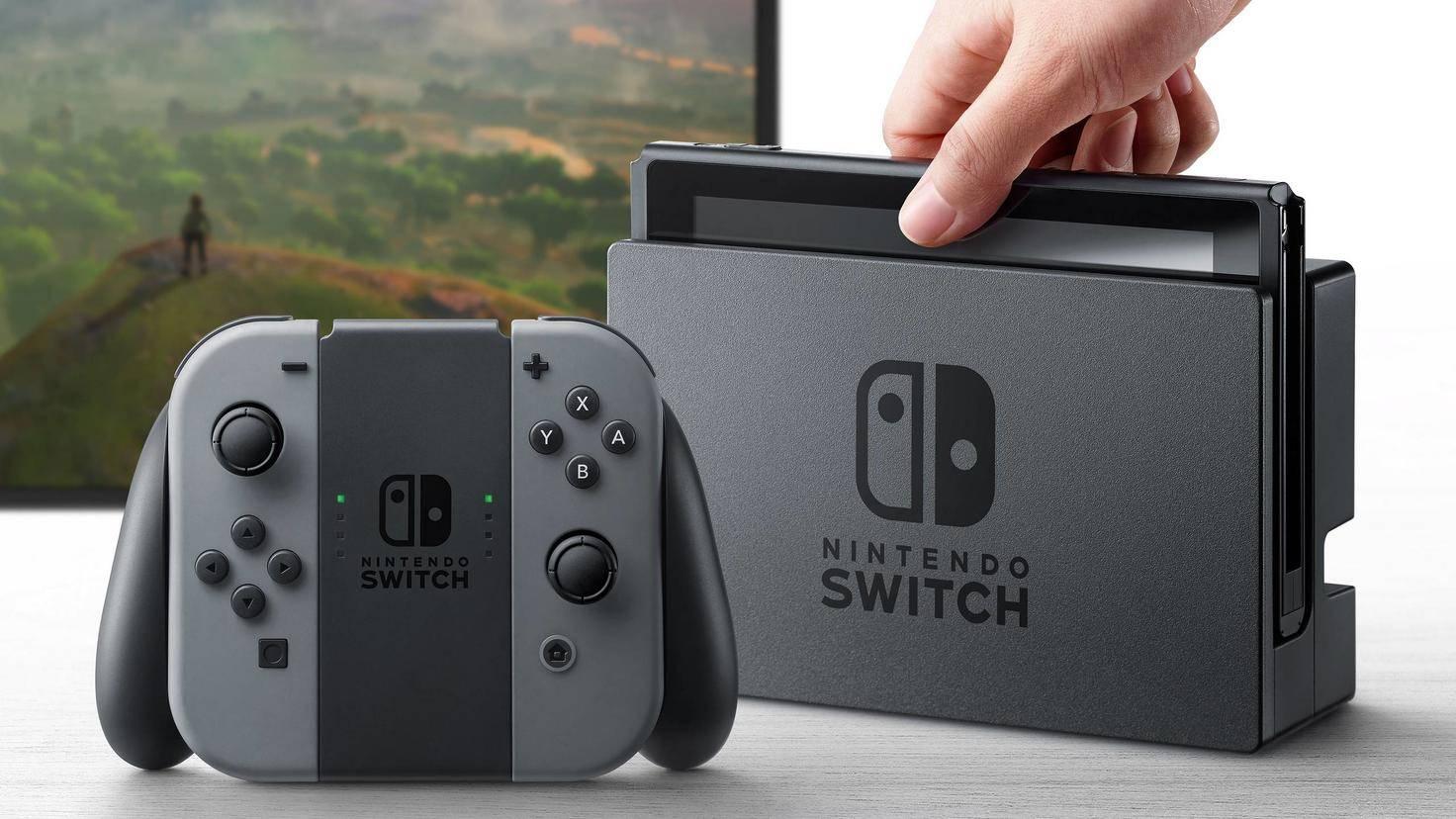 Nintendo Switch 01