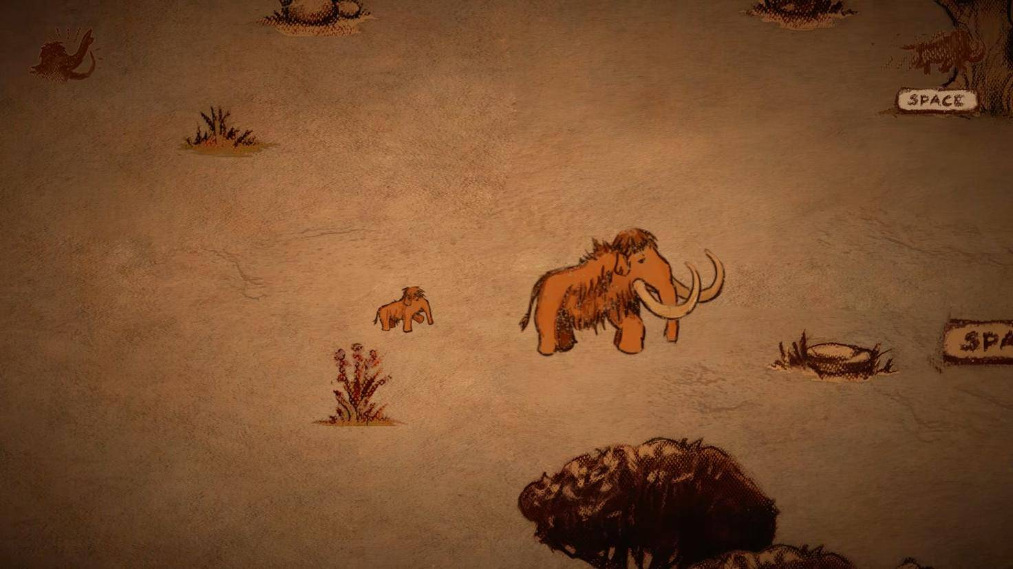 The Mammoth A Cace Painting Android App