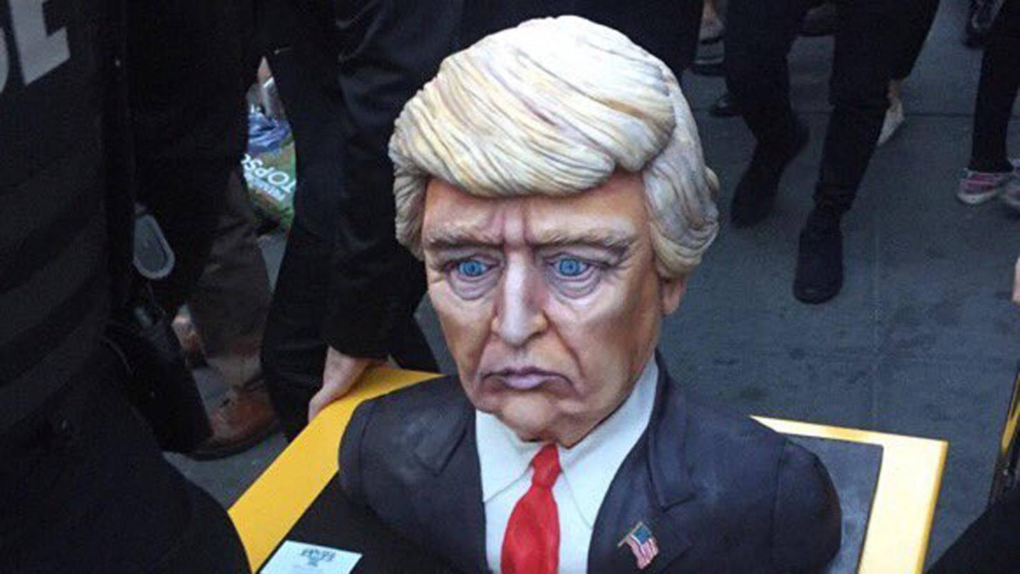 Donald Trump Kuchen