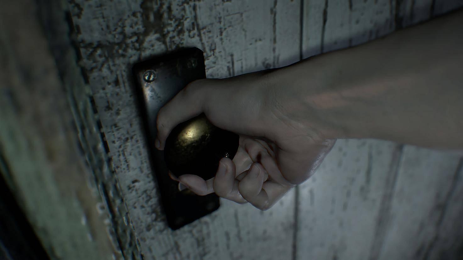 Resident Evil 7 Tür