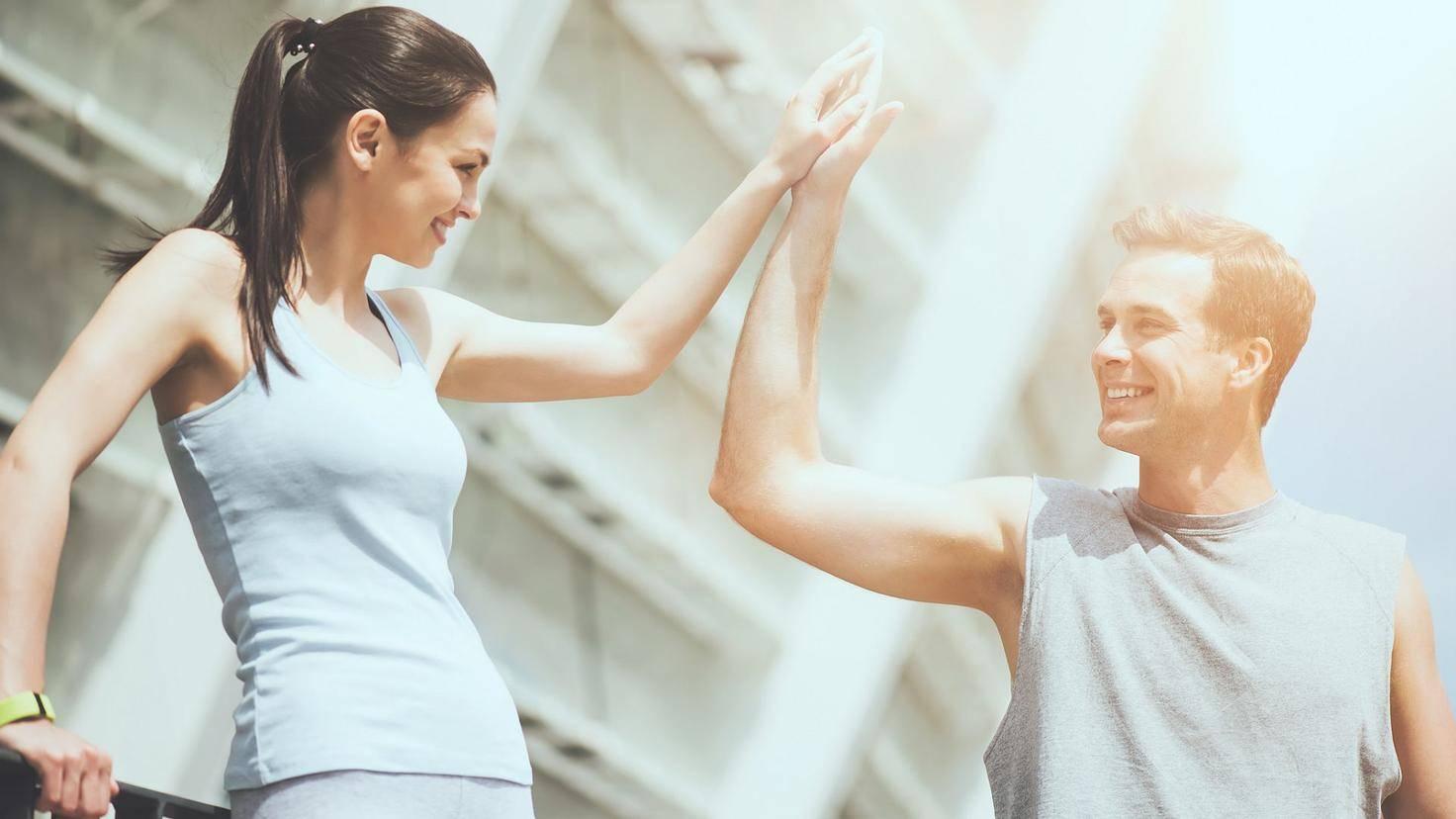 Du hast einen Fitness-Tracker? Dann nutze ihn!