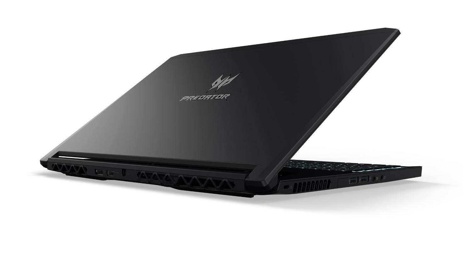 Gaming-Laptop Acer Predator Triton 700 im ersten Hands-on-Test