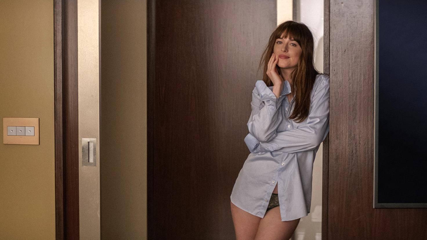 "Dakota Johnson in ""Fifty Shades of Grey 2"""