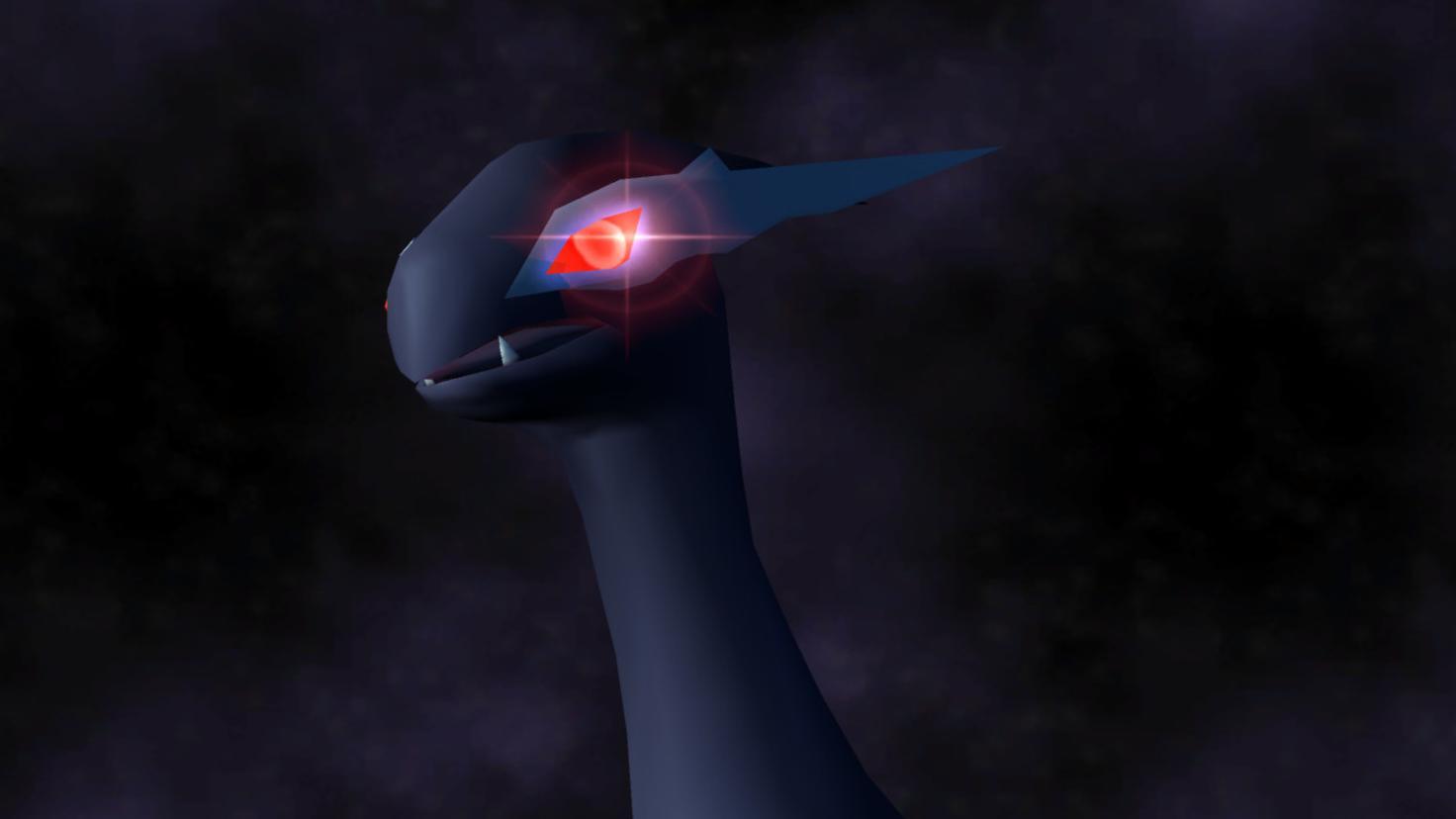 """Im RPG """"Pokémon XD"""" triffst Du auf finstere Varianten von Pokémon wie Lugia."""