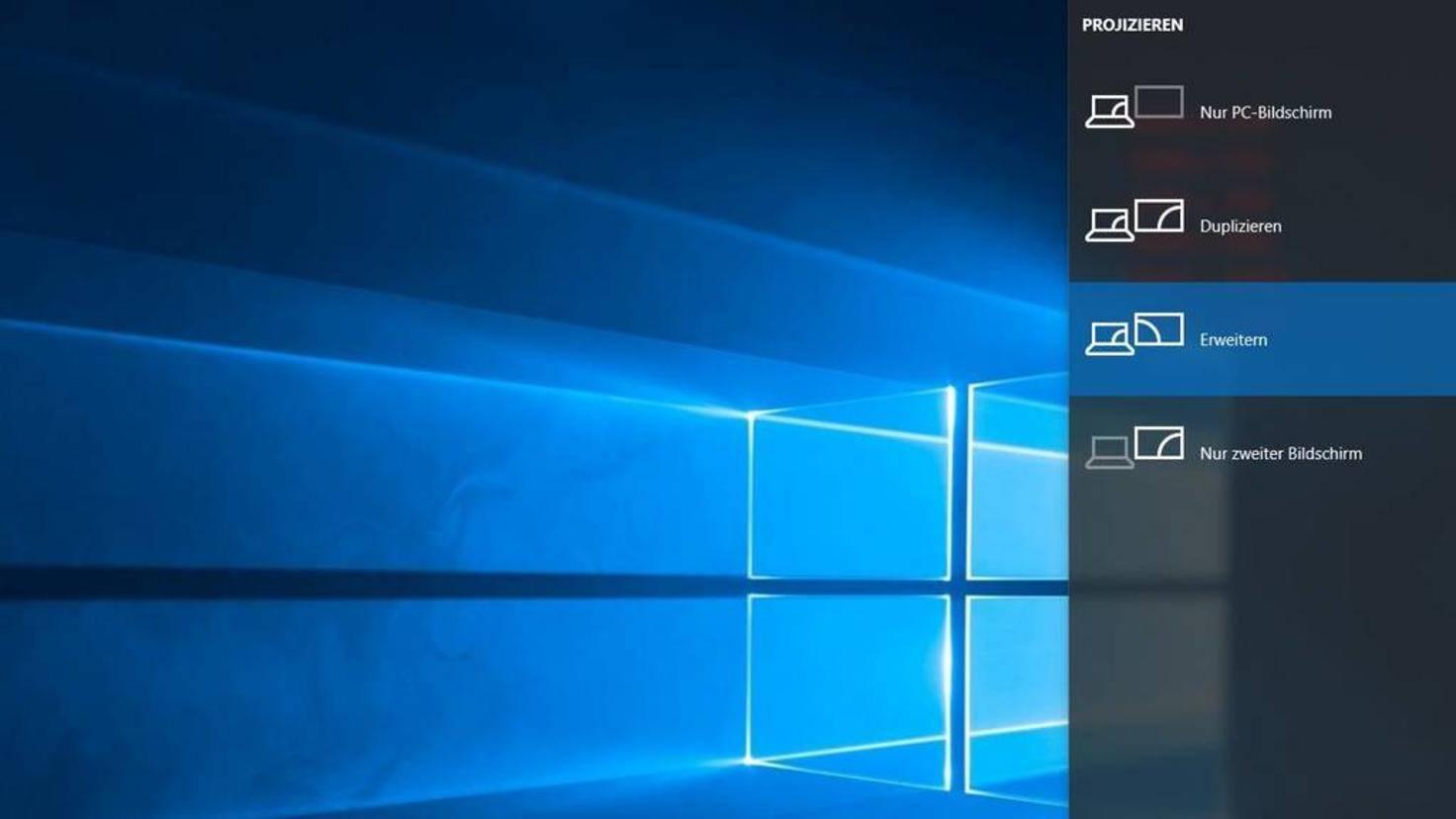 Windows-Mehrere-Monitore