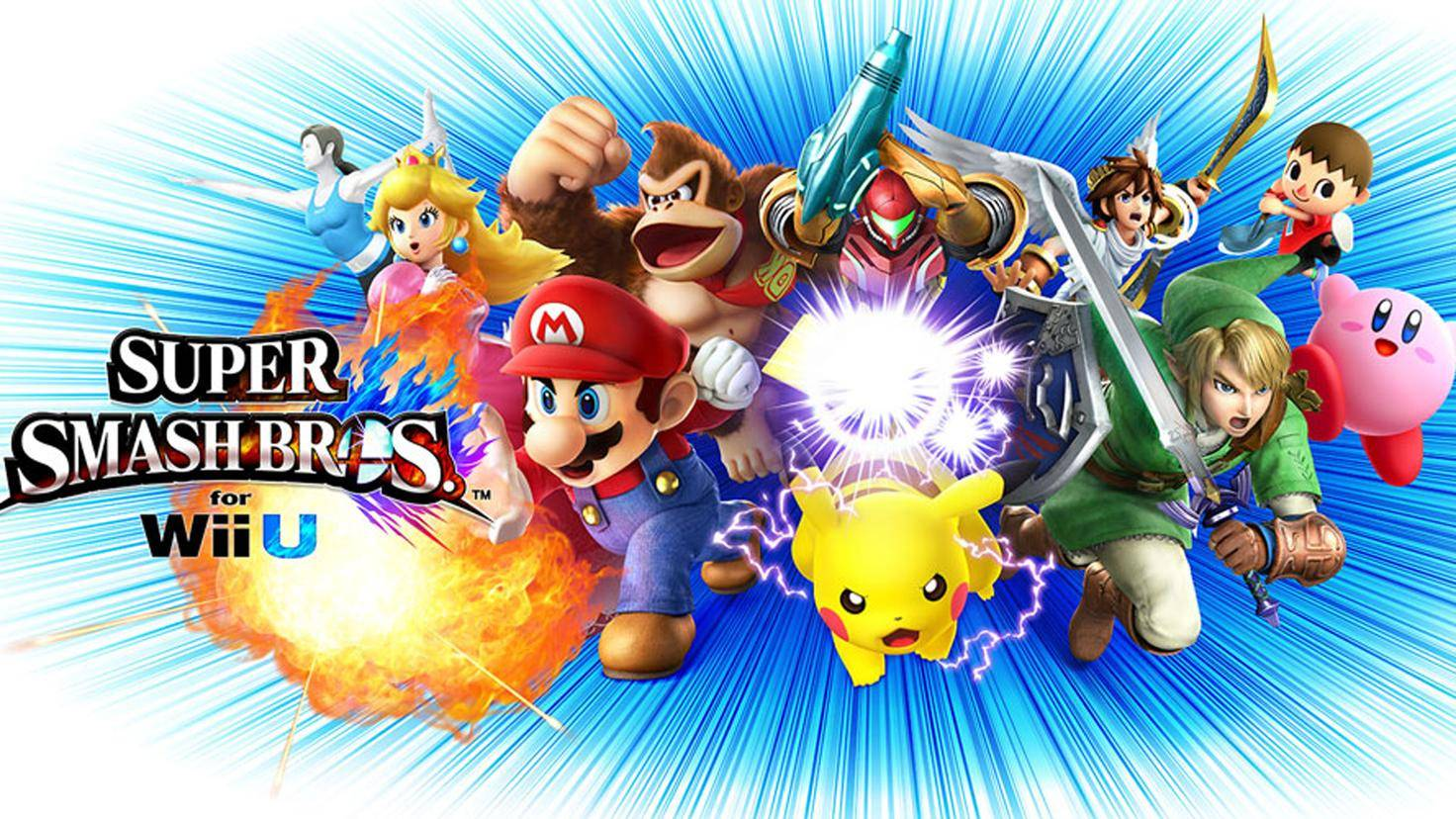 Super Smash Bros. für Wii U