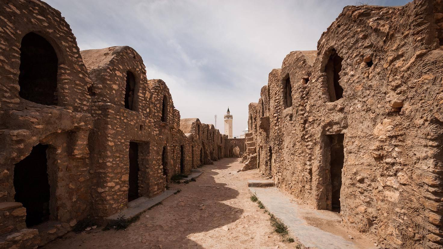 Tatooine Ksar Hadada Tunesien