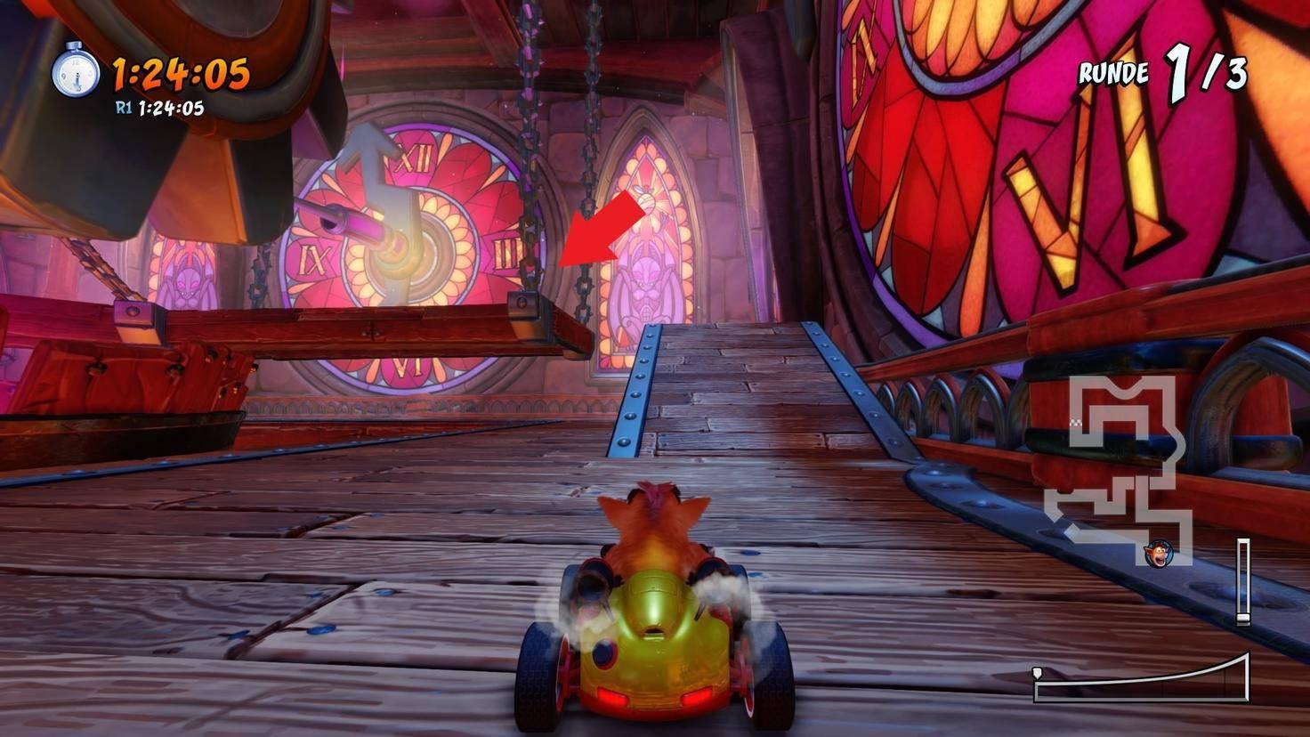 Crash-Team-Racing-Nitro-Fueled-Abkürzung-Uhr-Wumpa-2