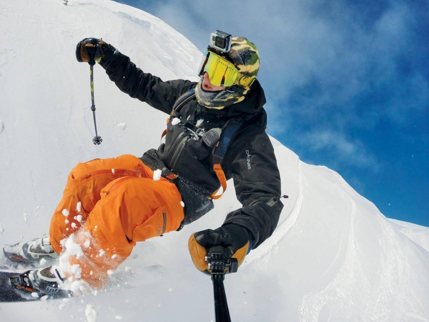 GoPro-Tipps fürs Skifahren