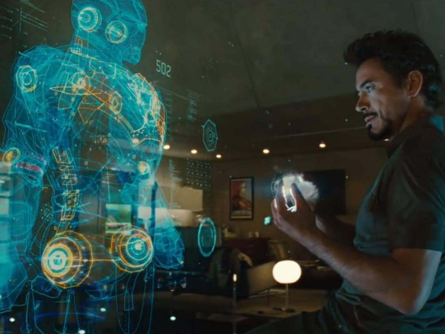 J.A.R.V.I.S. aus Iron Man