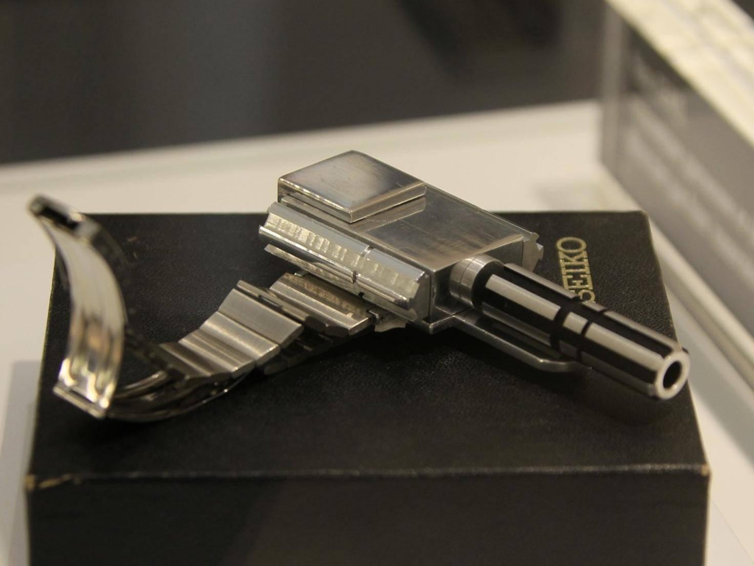 James Bond Uhr aus Moonraker