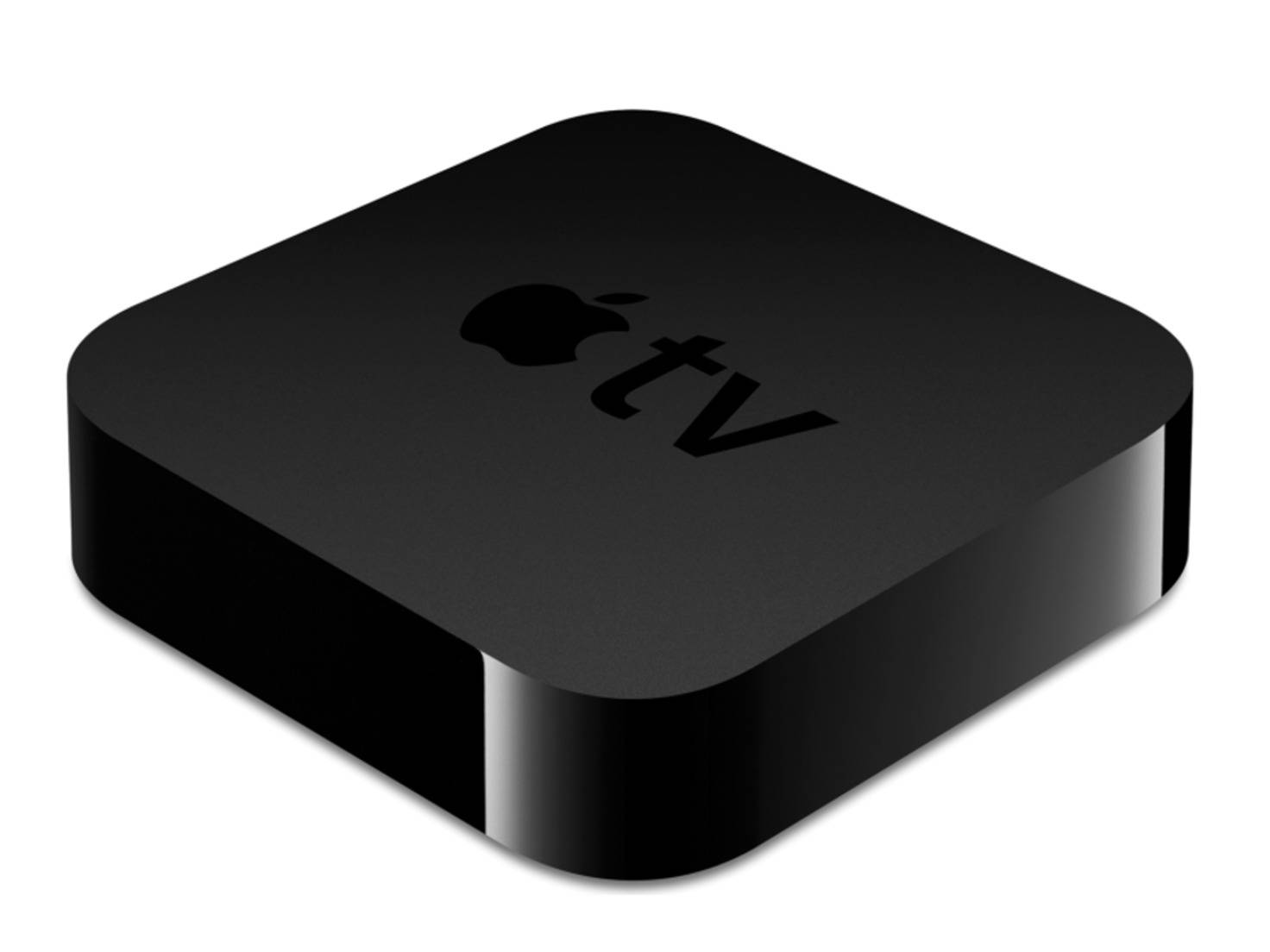 Apple TV ist ein Mini-Entertainment-Center.