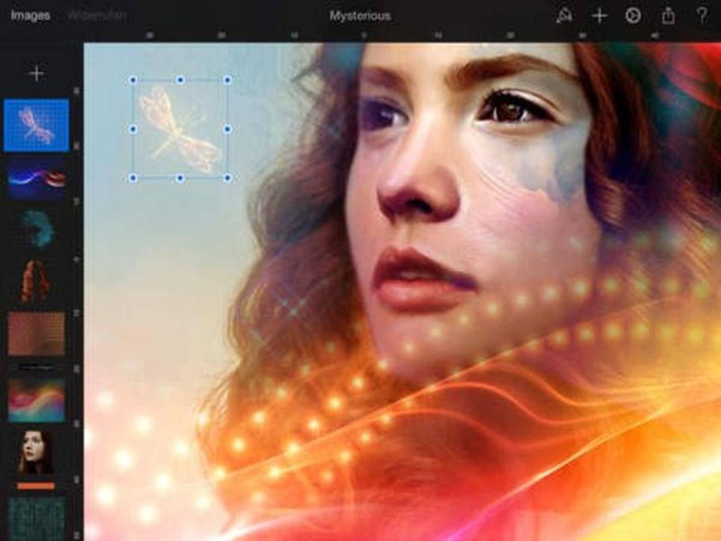 Aus Fotos Kunstwerke machen mit Pixelmator.
