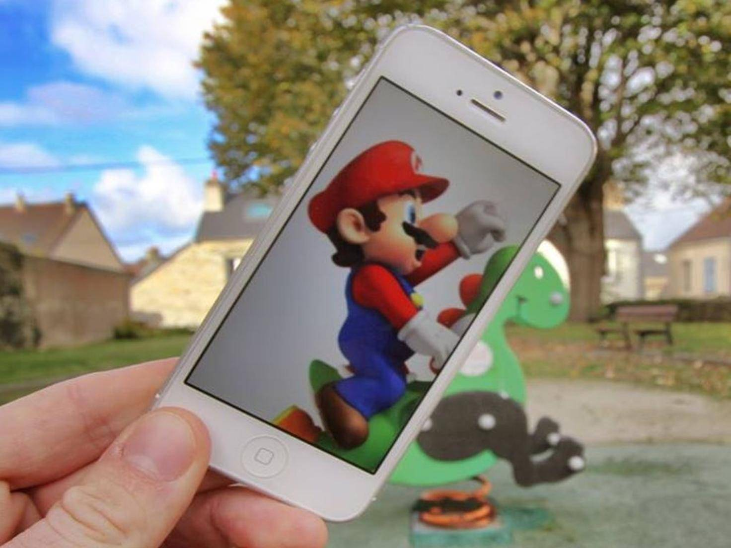 Einmal auf Yoshi reiten: Das wäre wohl der Traum aller Kinder.