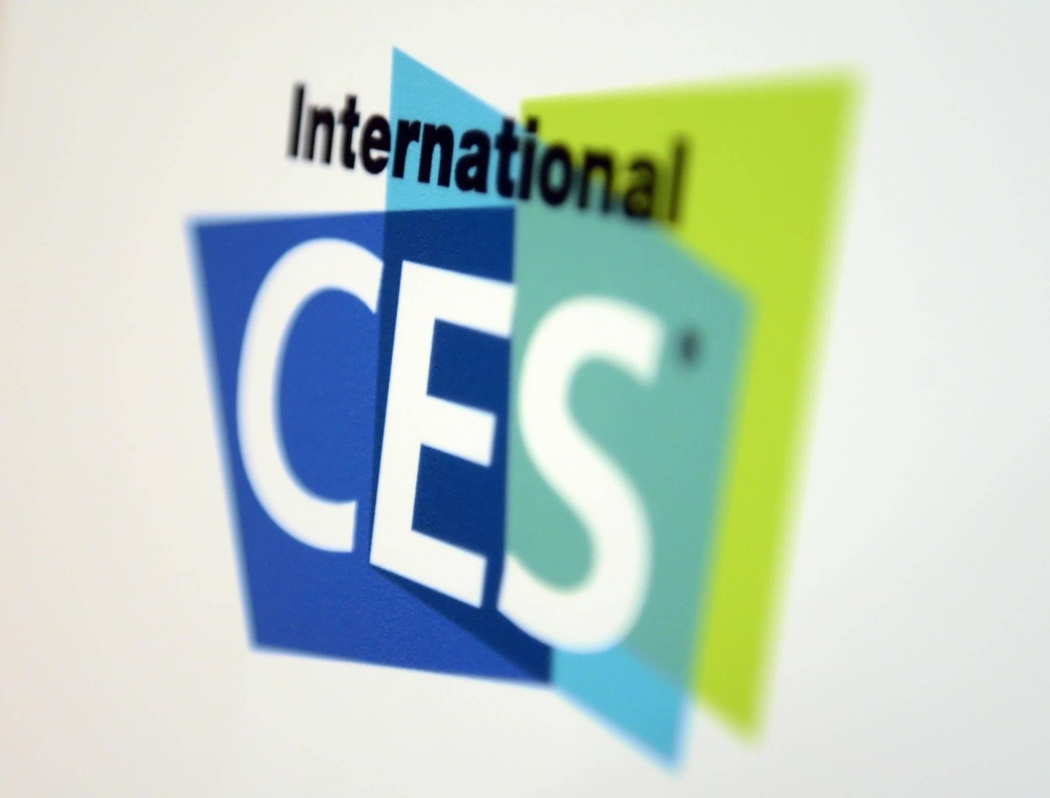Schon beim Logo der CES verspüren Technik-Freaks ein Kribbeln.