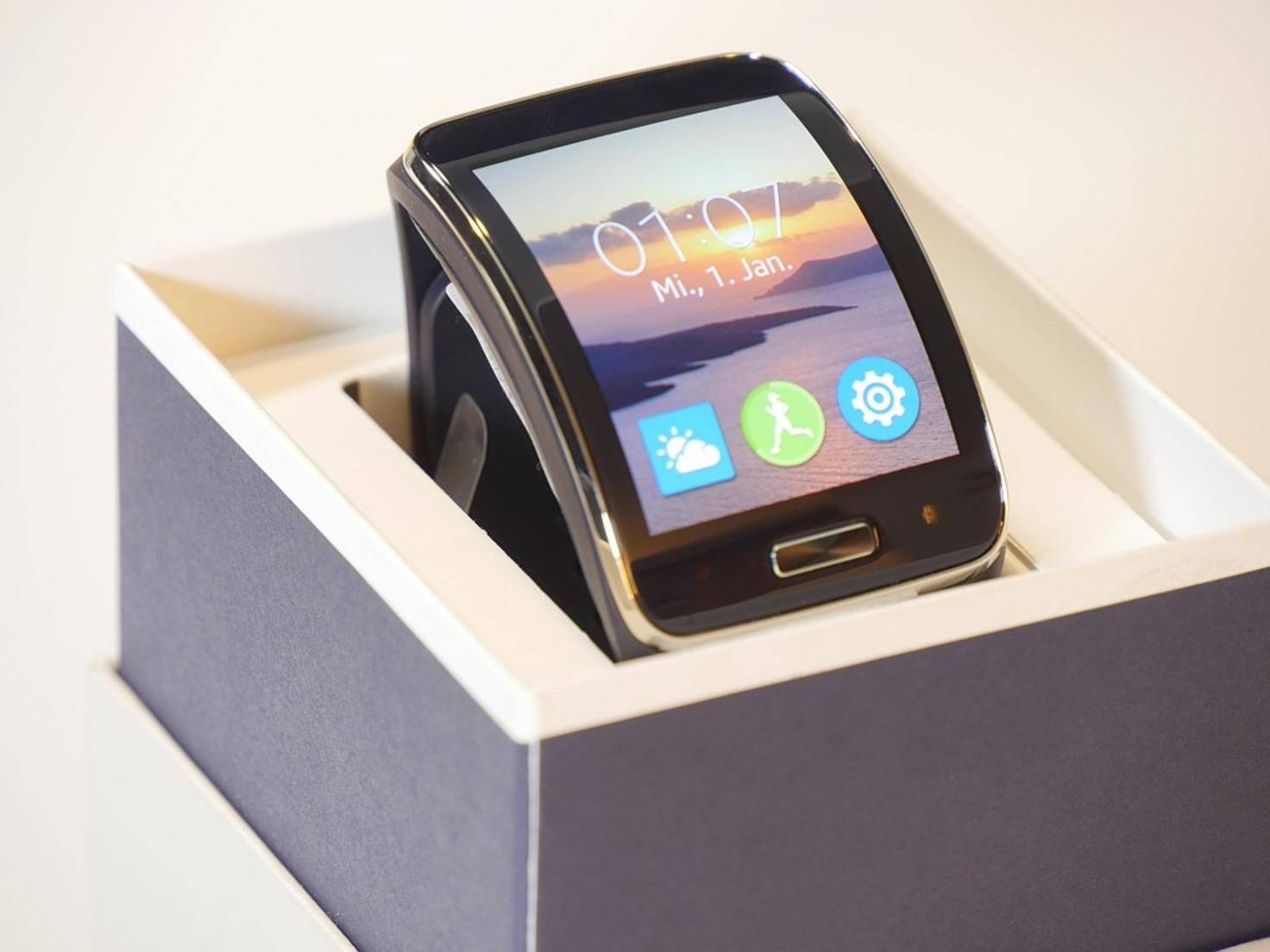 Die am häufigsten genutzten Apps können auch auf dem Startbildschirm angezeigt werden.