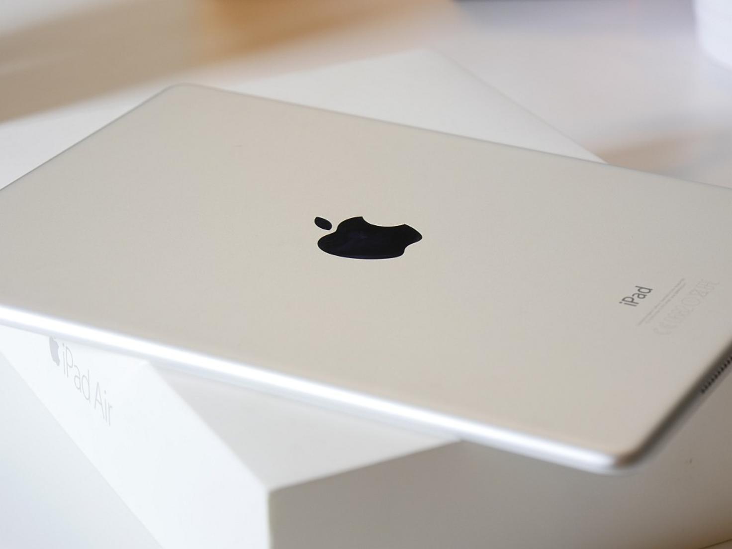 iPad Air 2 Rückseite