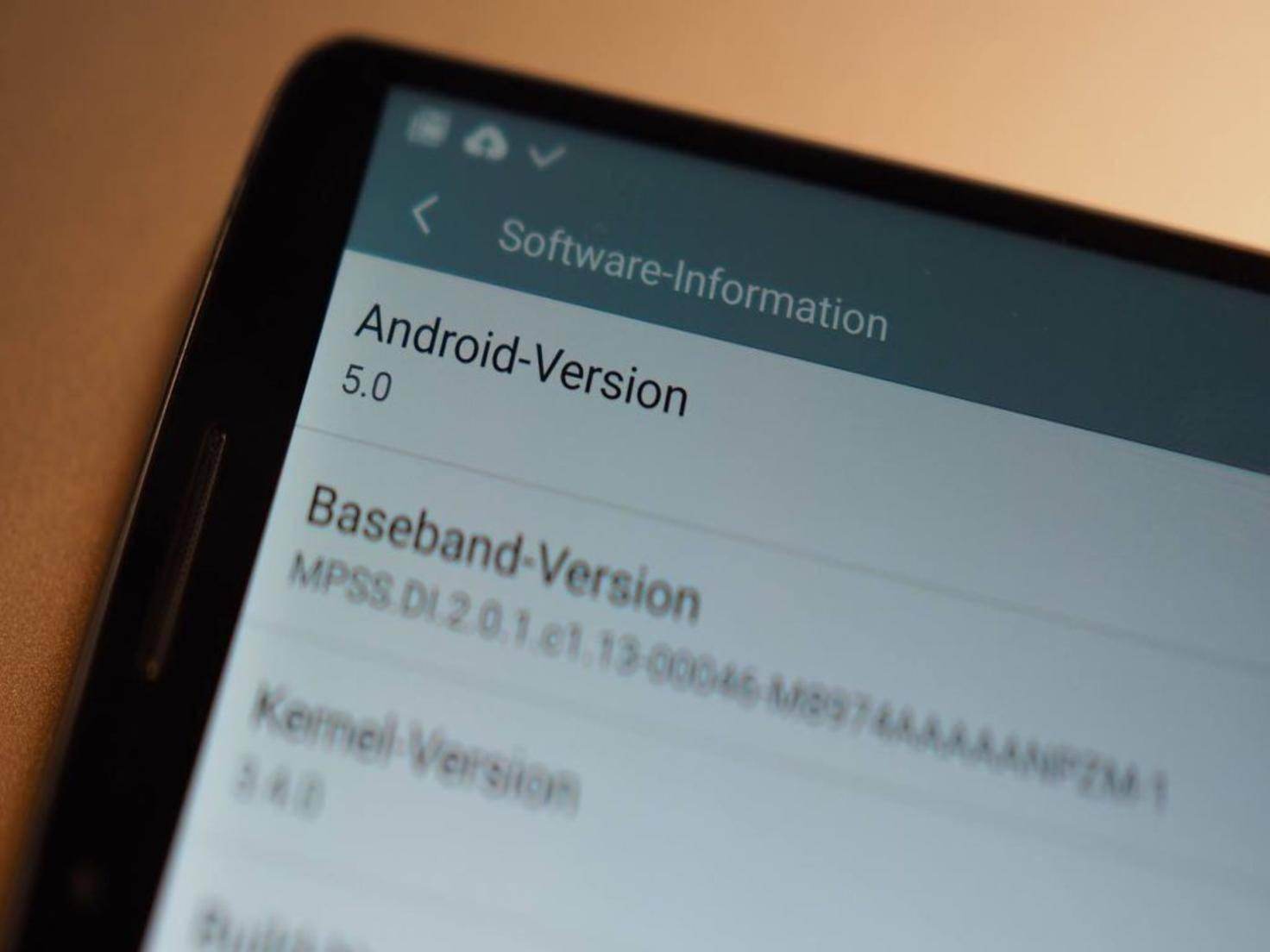 Update für G3-Besitzer: Android 5.0 Lollipop ist da.