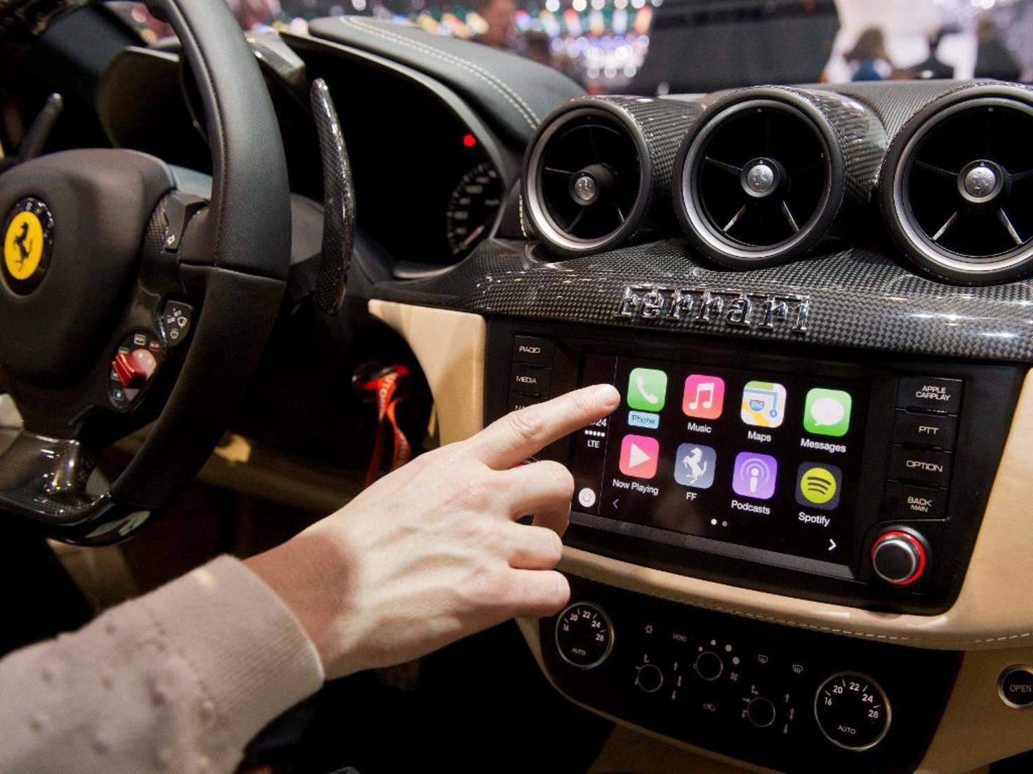 War CarPlay nur Apples erster Schritt zum smarten Auto?