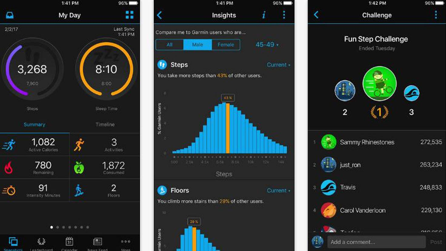 Garmin Connect Mobile-iTunes-Garmin