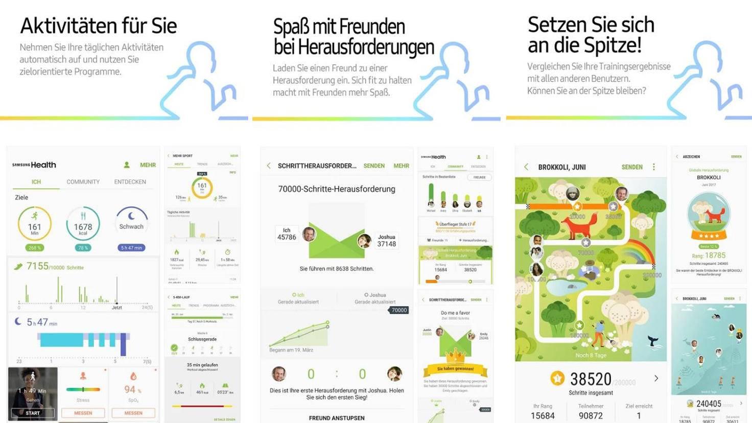 Samsung Health-Google PlayStore-Samsung