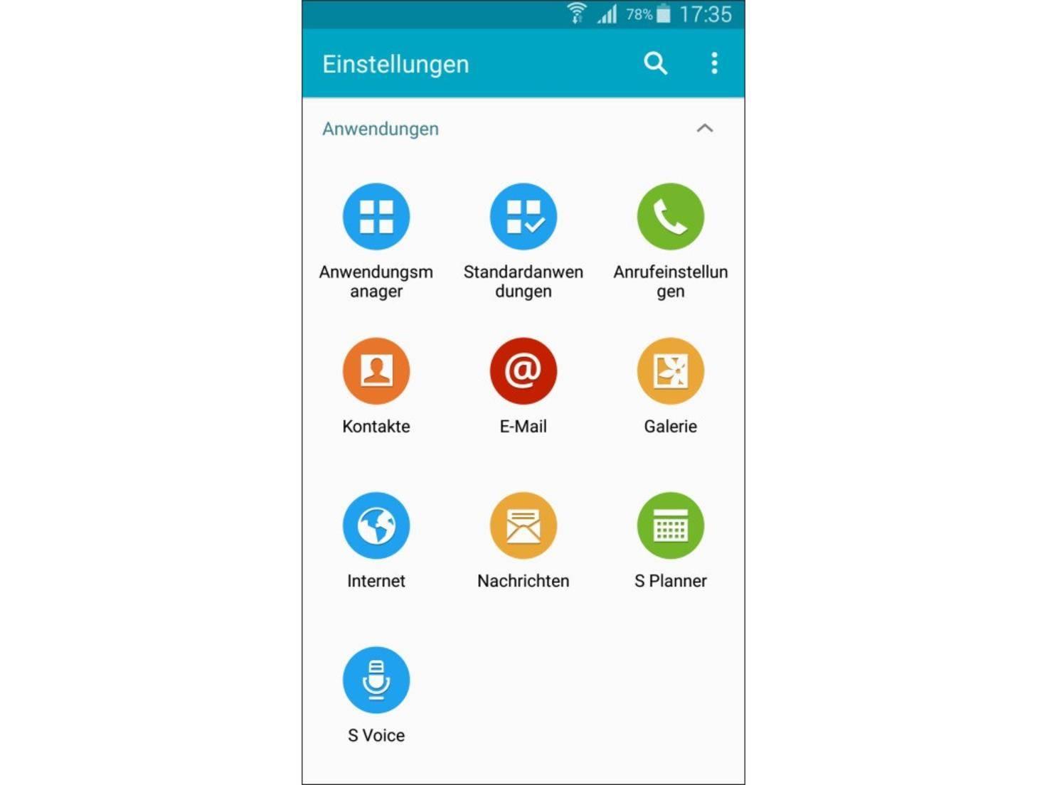 Unter Android 5.0 lassen sich Apps über den Anwendungsmanager auslagern.