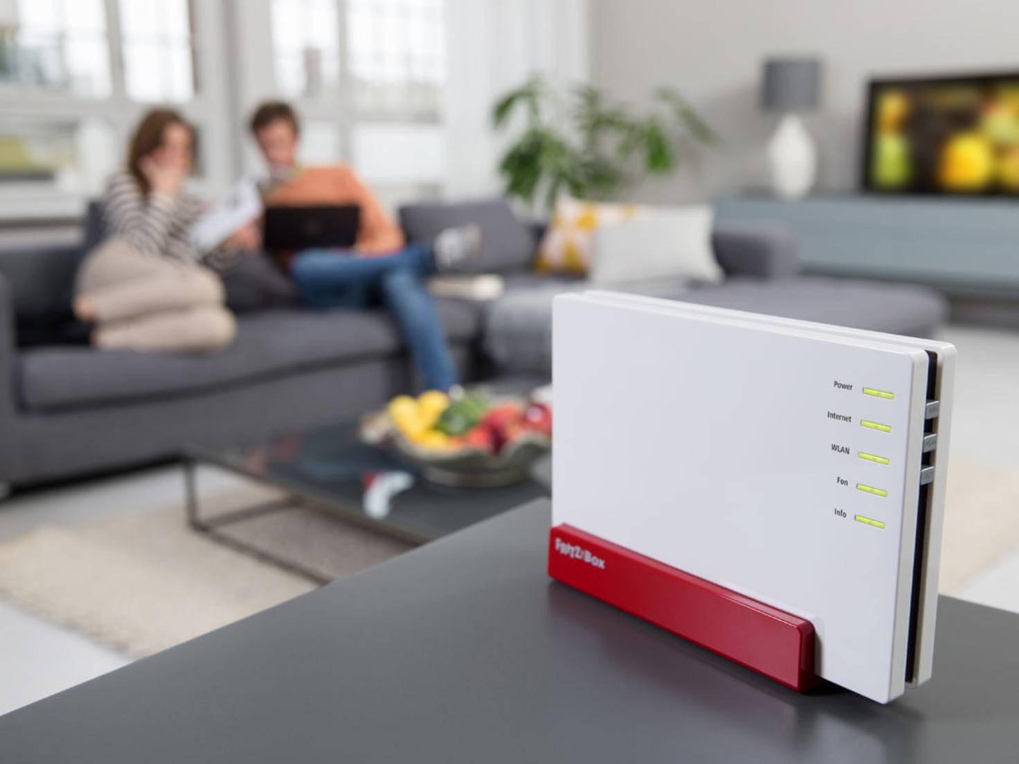 Die Fritzbox 480 ist das bislang schnellste Gerät des Berliner Herstellers AVM.