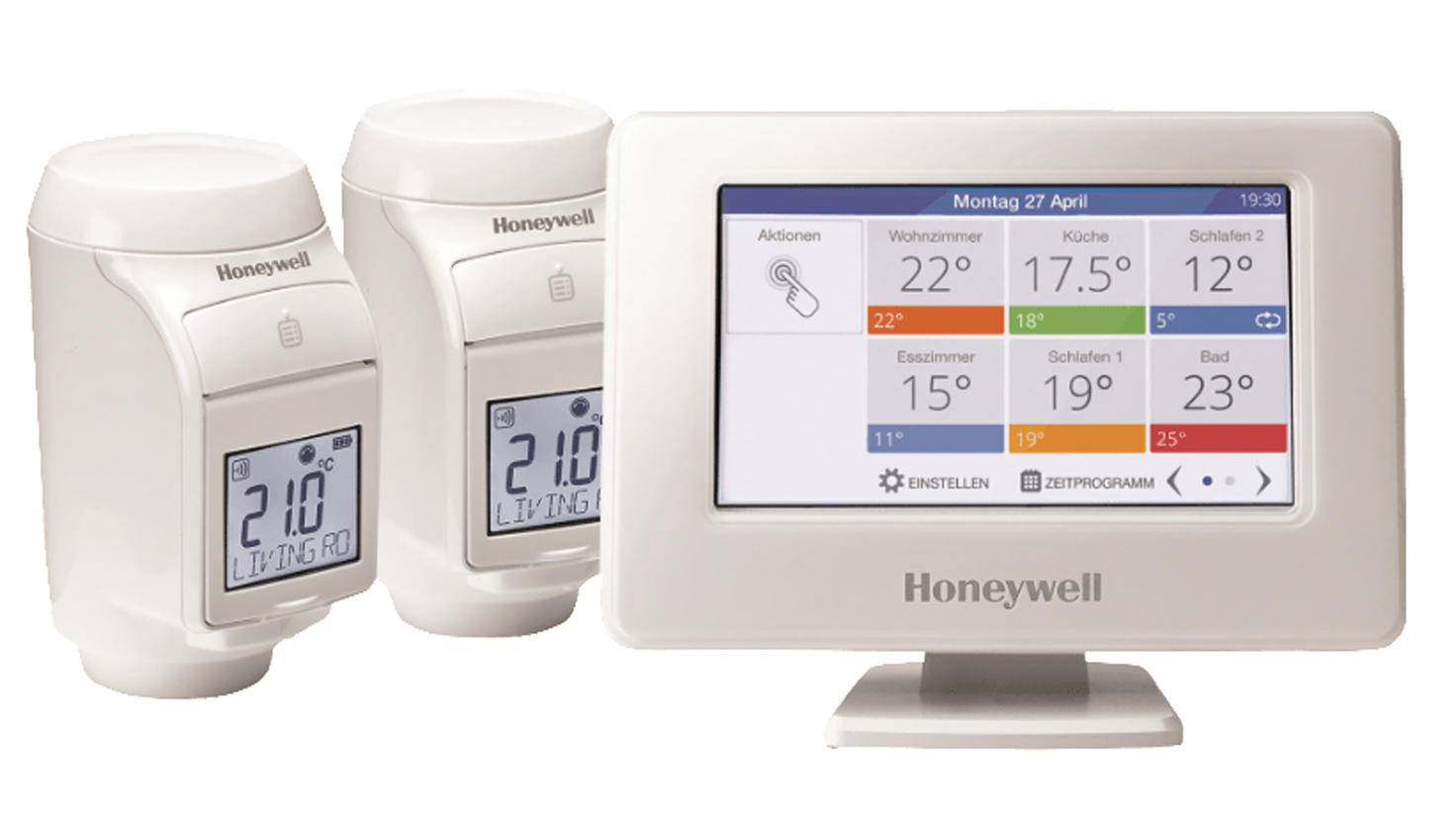 HONEYWELL-evohome-Wi-Fi-Starter-Kit-SATURN-Honeywell