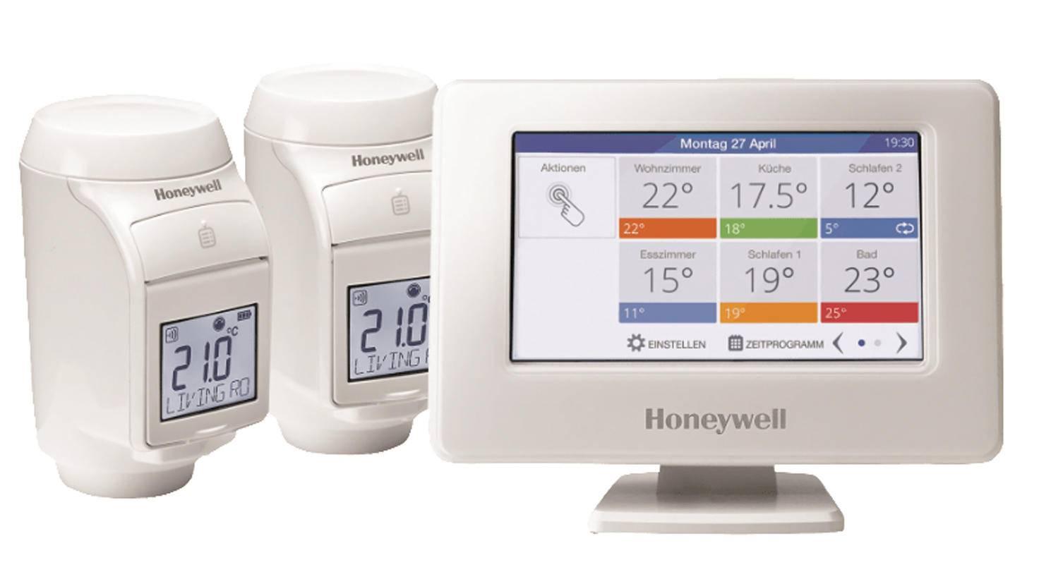 HONEYWELL-evohome-Wi-Fi-Starter-Kit-SATURN-Honeywell