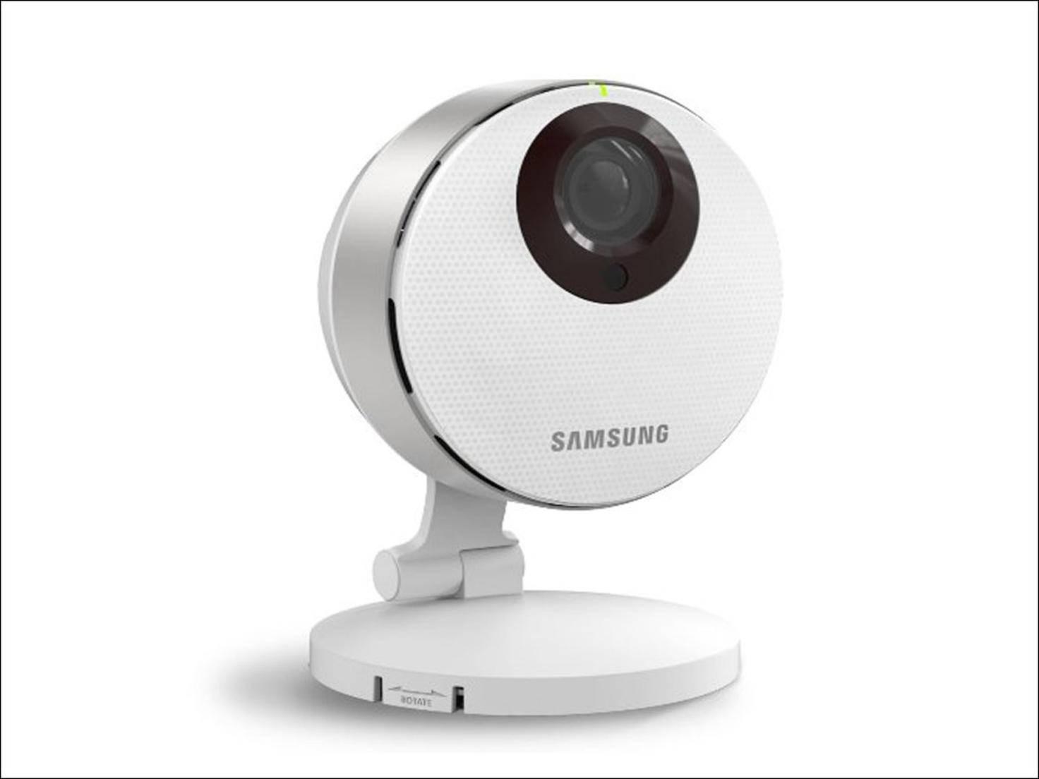 Die Samsung SNH-P6410BN hat eine Auflösung von zwei Megapixeln.