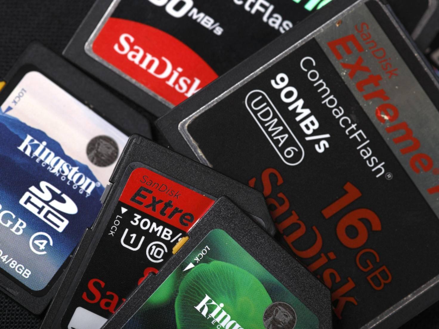 SD-Cards