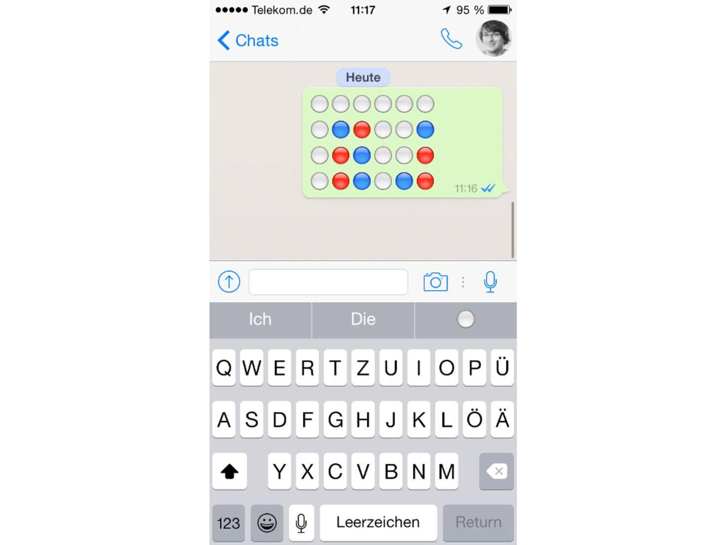 Freundschaftstest Whatsapp Kettenbriefe Zum Ausfüllen