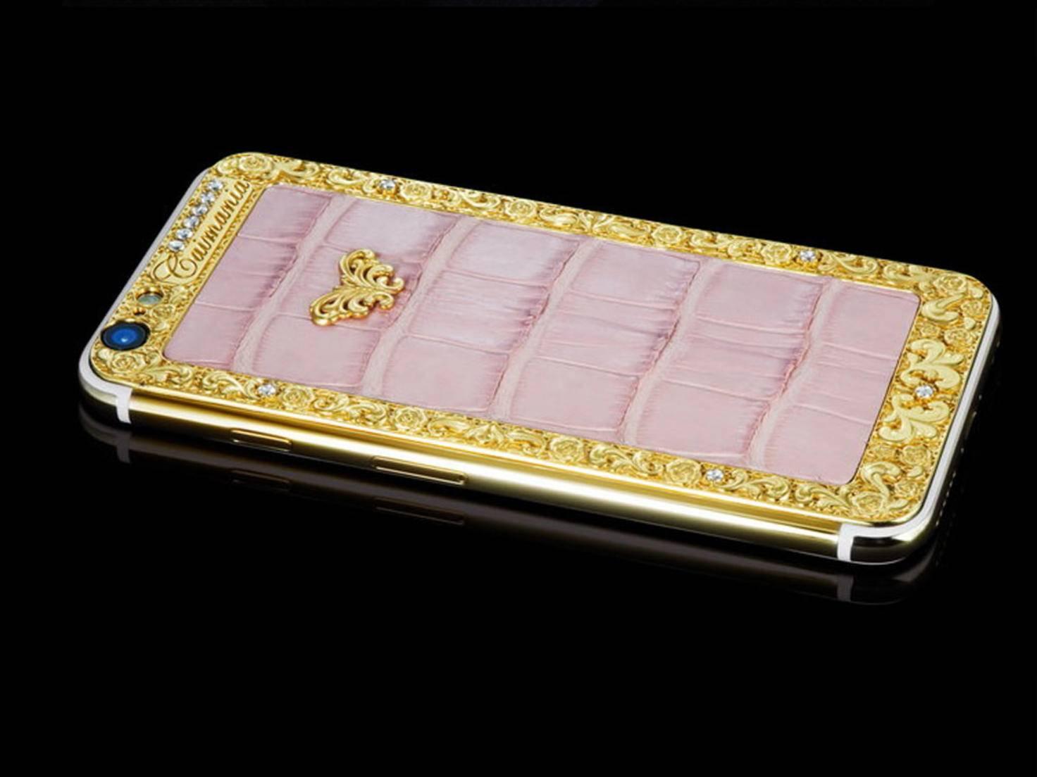 Caimania iPhone