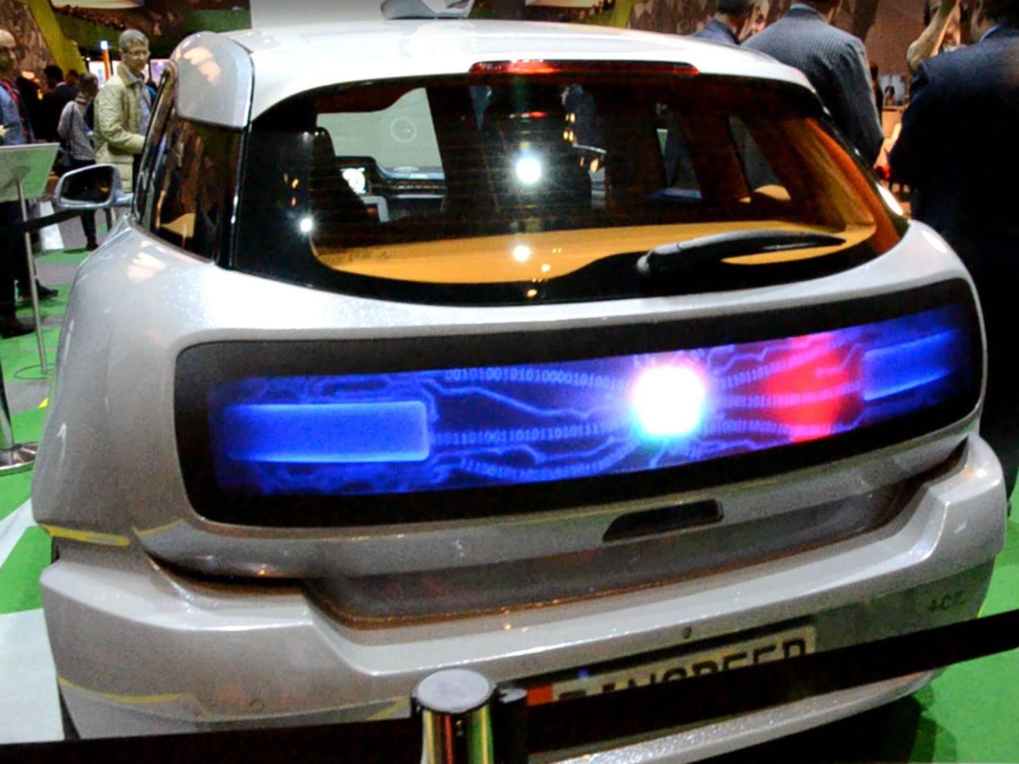 Erfindungen: Auto Display