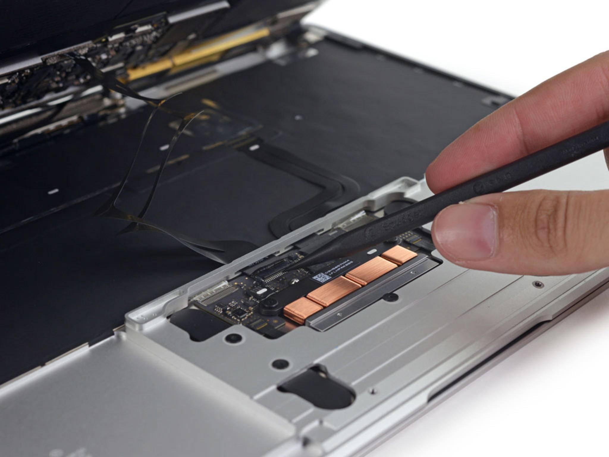 Ifixit: MacBook