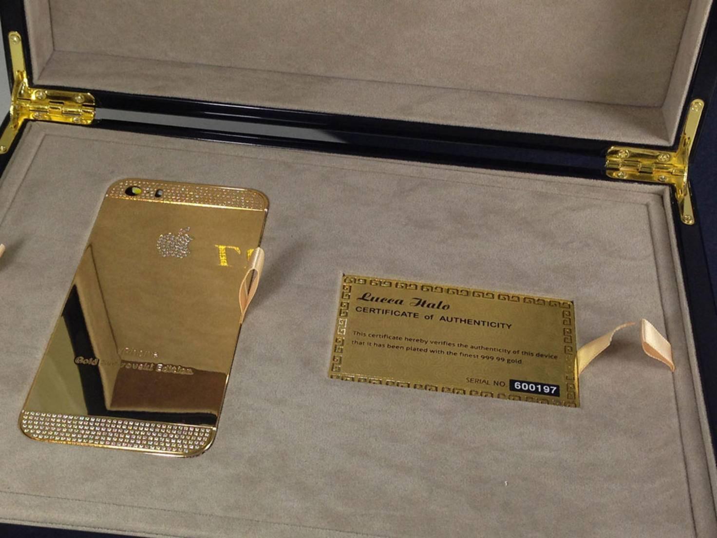 Lucca Italo Solido iPhone 6 Plus