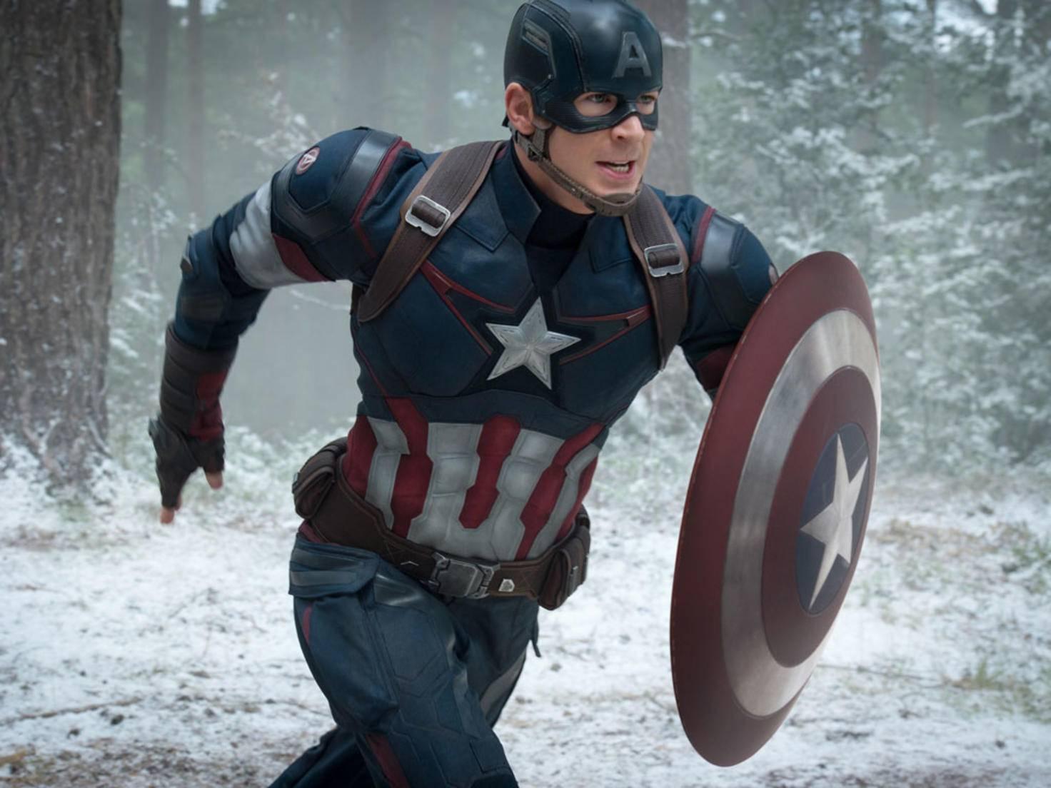 Superhelden: Captain America