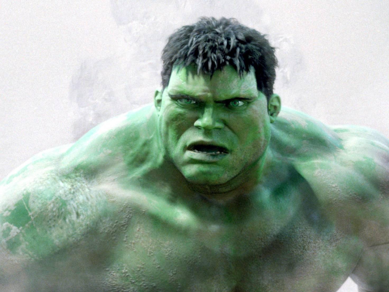 Superhelden: Hulk