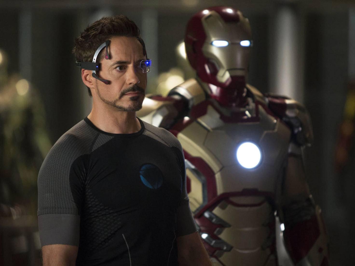 Superhelden: Iron Man