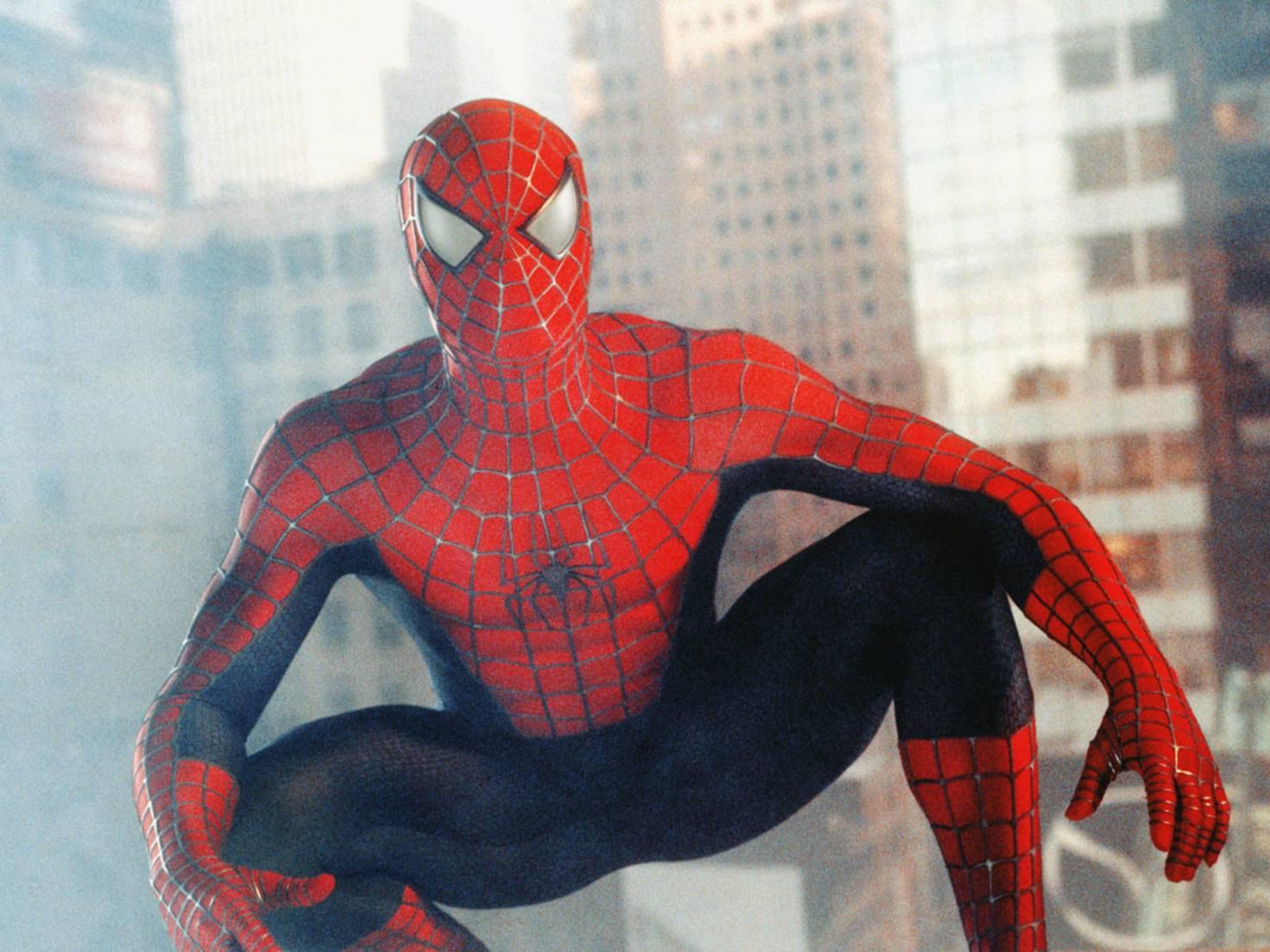 Superhelden: Spiderman