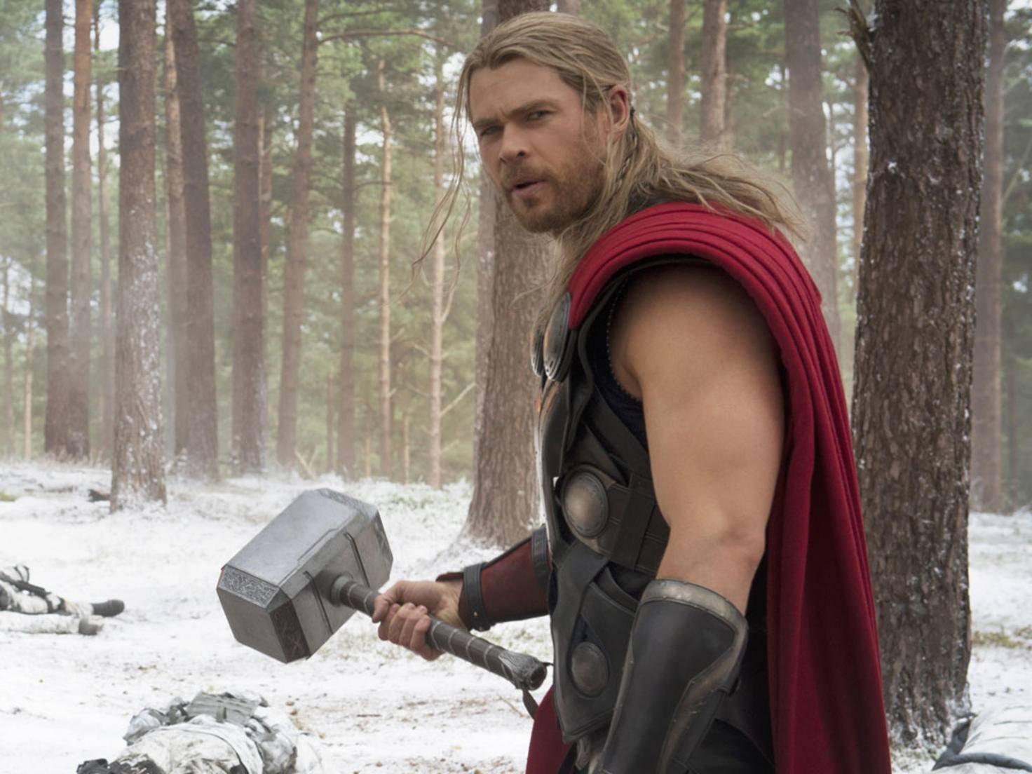 Superhelden: Thor