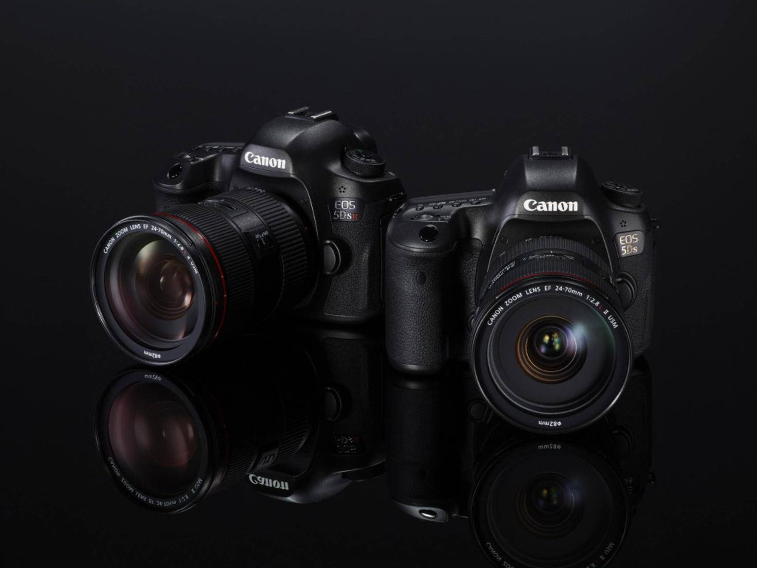 Canon EOS 5DS und 5DS R