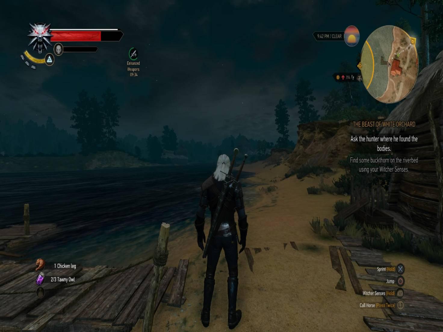 """""""Witcher 3"""" spielt in einer riesigen Open World mit mehreren Hub-Karten."""